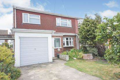 4 Bedrooms Semi Detached House for sale in Benfleet, Essex, England