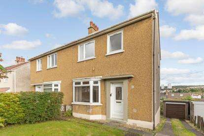 4 Bedrooms Semi Detached House for sale in Magnus Crescent, Simshill