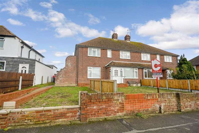 2 Bedrooms Flat for sale in Prince Charles Road, Broadstairs, Kent