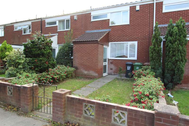 3 Bedrooms Terraced House for rent in Vauxhall Crescent, Smithswood