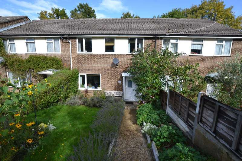 4 Bedrooms Terraced House for sale in South Hurst, Whitehill, Hampshire, GU35
