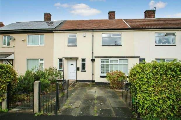 3 Bedrooms Terraced House for sale in Glebelands Road, Manchester
