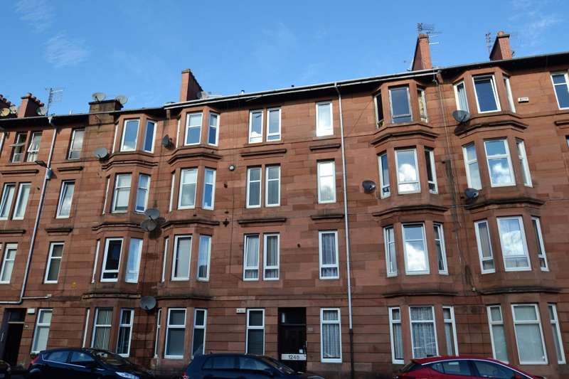 1 Bedroom Flat for sale in Cathcart Road, Mount Florida, G42