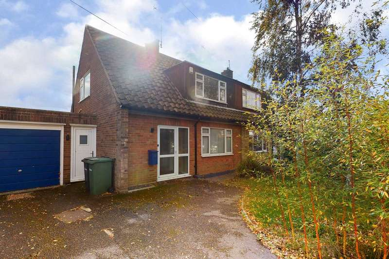 2 Bedrooms Semi Detached House for sale in Westfield Drive, Coggeshall