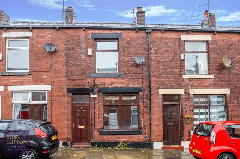 3 Bedrooms Terraced House for sale in Malvern Street West, Oakenrod, Rochdale, Greater Manchester, OL11