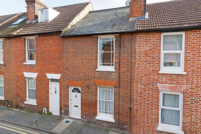 2 Bedrooms Terraced House for sale in Lansdown Road, Canterbury, CT1