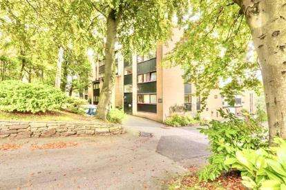 2 Bedrooms Flat for sale in Graham Court, Graham Road, Sheffield, South Yorkshire