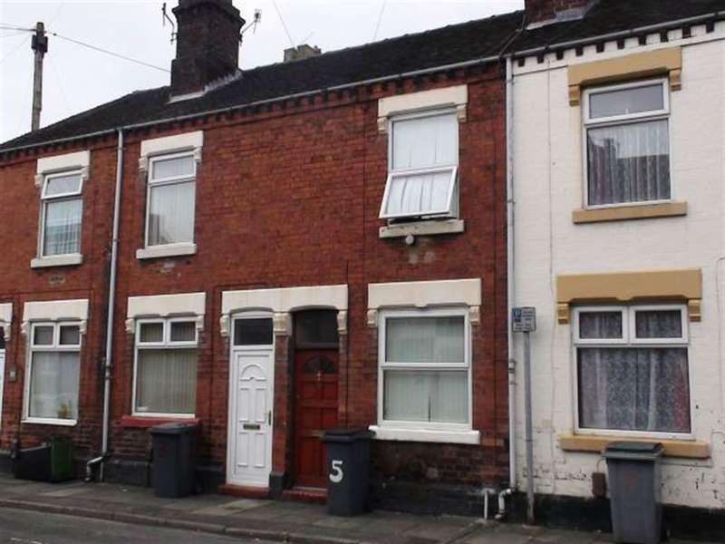 2 Bedrooms Terraced House for rent in Leason Street, Stoke-on-Trent, ST4 1PP