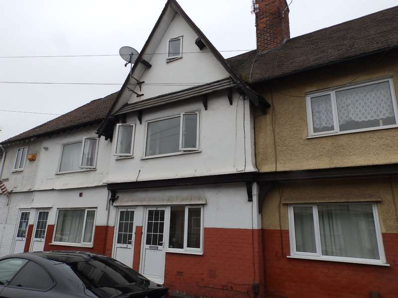 2 Bedrooms Flat for rent in Enfield Road, Ellesmere Port, Cheshire, CH65 8DA