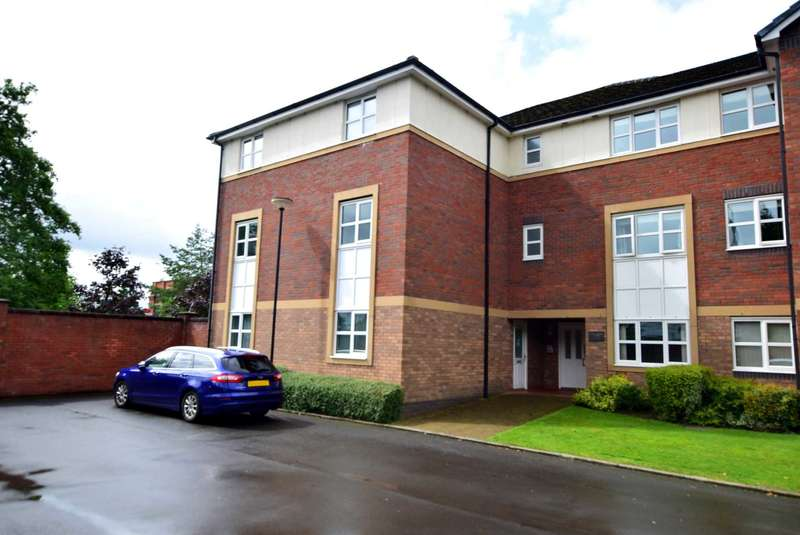 2 Bedrooms Flat for sale in Kingfisher Court, Beamont Drive, Ashton-On-Ribble, PR1 8UG