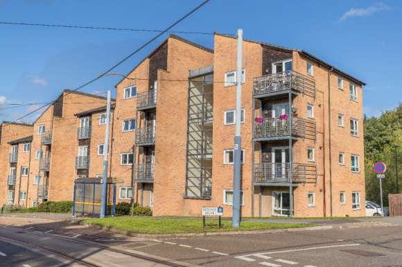 2 Bedrooms Flat for sale in Beeches Bank, Sheffield, S2