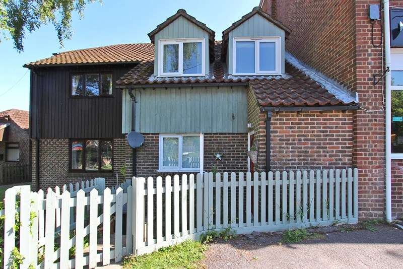 2 Bedrooms Terraced House for sale in Brookley Road, Brockenhurst, Hampshire, SO42
