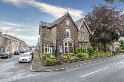 5 Bedrooms Semi Detached House for sale in Skipton Road, Earby, Barnoldswick, Lancashire, BB18