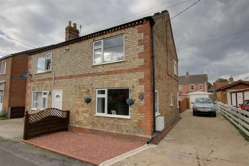 2 Bedrooms Semi Detached House for sale in Seymour Lane, Alford