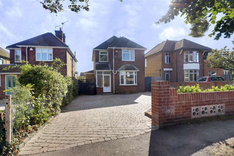 4 Bedrooms Detached House for sale in Borden Lane, Sittingbourne
