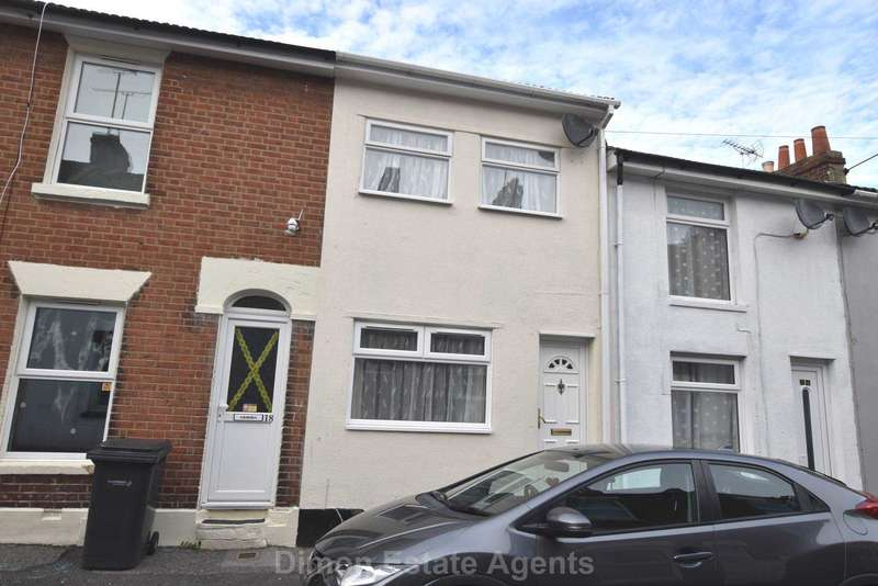 3 Bedrooms Terraced House for sale in Alma Street, Gosport