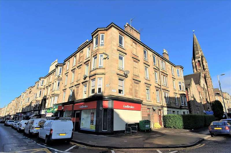 2 Bedrooms Flat for sale in Armadale St, Dennistoun, Glasgow G31