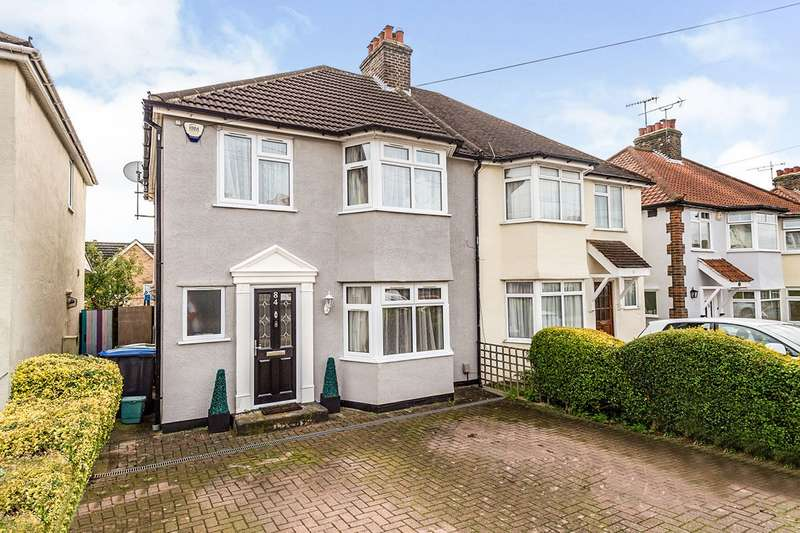 3 Bedrooms Semi Detached House for sale in Deaconsfield Road, Hemel Hempstead, Hertfordshire, HP3