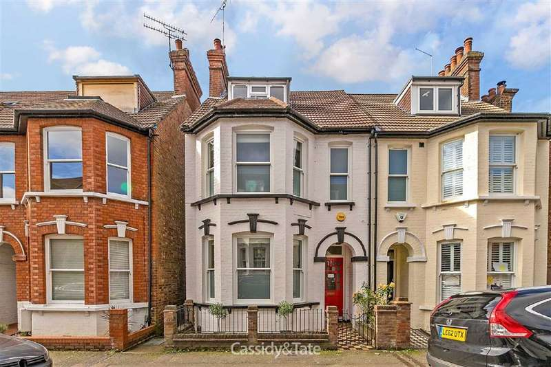 5 Bedrooms Property for sale in Selby Avenue, St. Albans, Hertfordshire - AL3 5EN