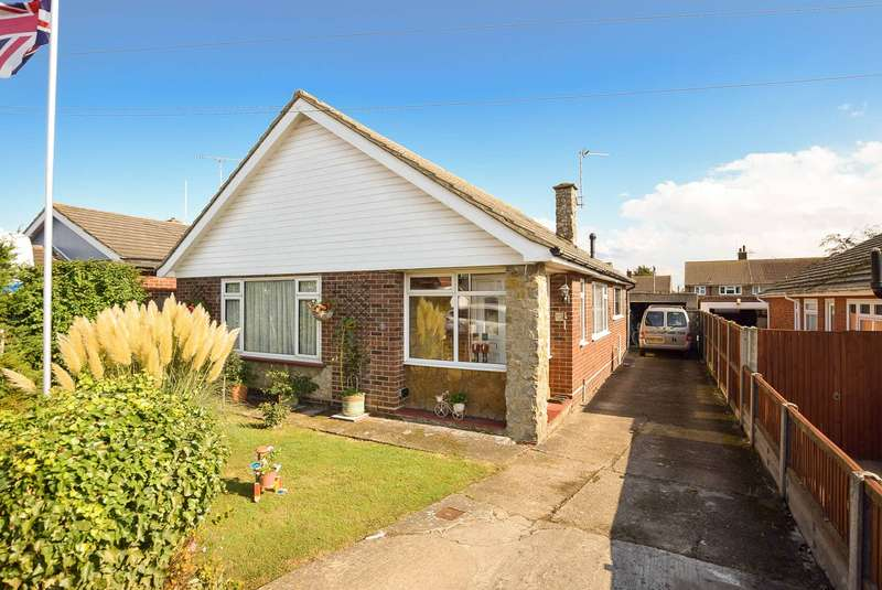 3 Bedrooms Detached Bungalow for sale in Throwley Drive, Herne Bay
