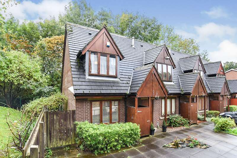 2 Bedrooms End Of Terrace House for sale in Kirkman Close, Gorton, Greater Manchester, M18