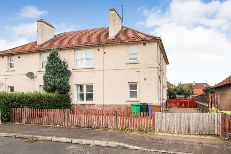 2 Bedrooms Flat for sale in White Avenue, Leven, KY8