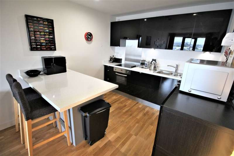 2 Bedrooms Flat for sale in St. Johns Gardens, Bury, BL9