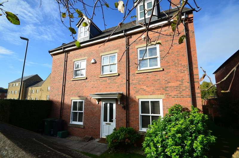 4 Bedrooms End Of Terrace House for sale in Home Orchard, Ebley, Stroud, GL5