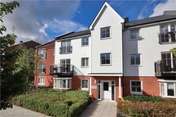1 Bedroom Flat for sale in Eden Road, Dunton Green, SEVENOAKS, Kent