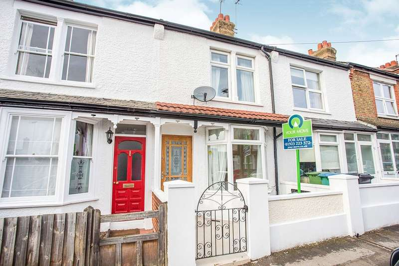 4 Bedrooms House for sale in Chester Road, Watford, Hertfordshire, WD18