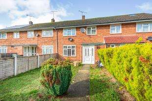 3 Bedrooms Terraced House for sale in Hawthorn Close, Langley Green, Crawley, West Sussex