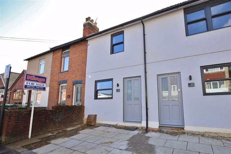 2 Bedrooms Terraced House for sale in Borough Green, Kent