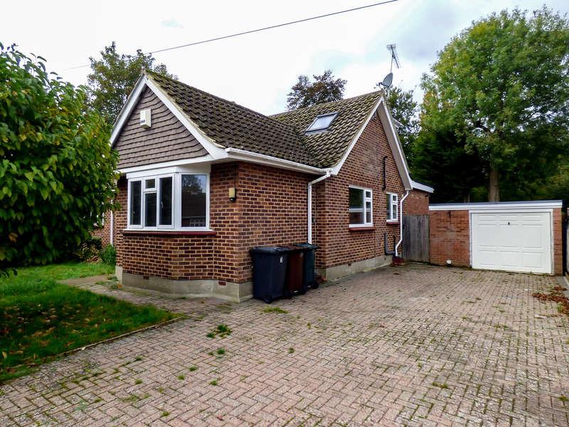 4 Bedrooms Semi Detached Bungalow for sale in Hartshaw, New Barn, Longfield