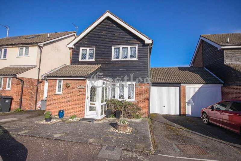 3 Bedrooms Detached House for sale in Milton Court, Waltham Abbey, Essex, EN9