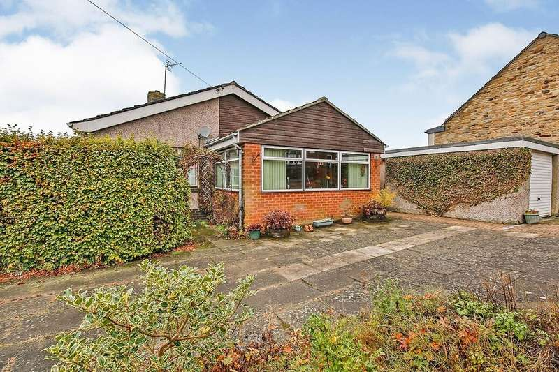 2 Bedrooms Detached Bungalow for sale in Church Street, Castleside, Consett, DH8