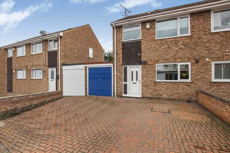 3 Bedrooms Semi Detached House for sale in Snowdon Close, Lincoln