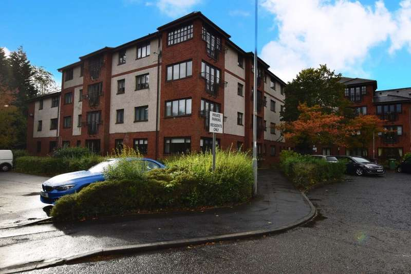 2 Bedrooms Flat for sale in Main Street, Uddingston, Glasgow, G71