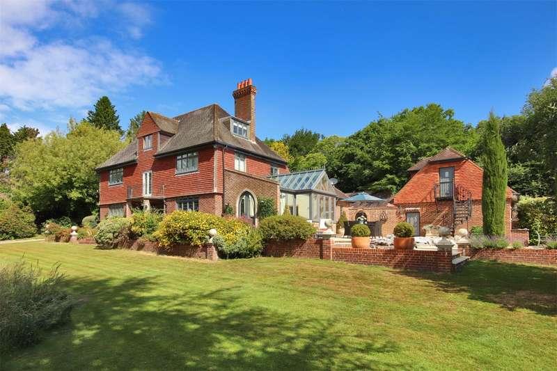 6 Bedrooms Detached House for sale in Mount Pleasant, Lamberhurst