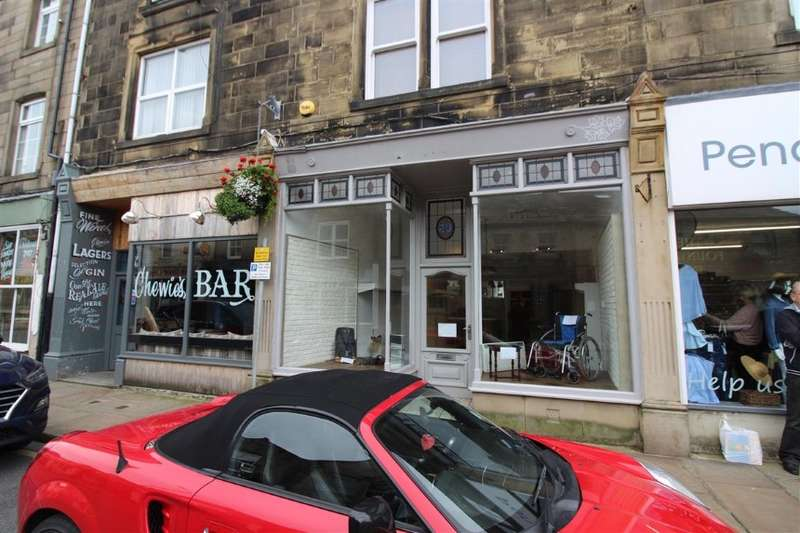 Retail Property (high Street) Commercial for sale in 29 Church Street, Barnoldswick, Lancashire