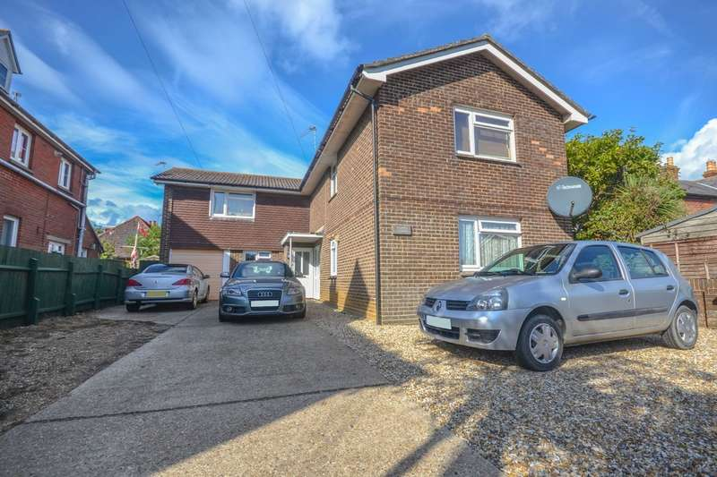 3 Bedrooms Ground Flat for sale in Manna Road, Bembridge