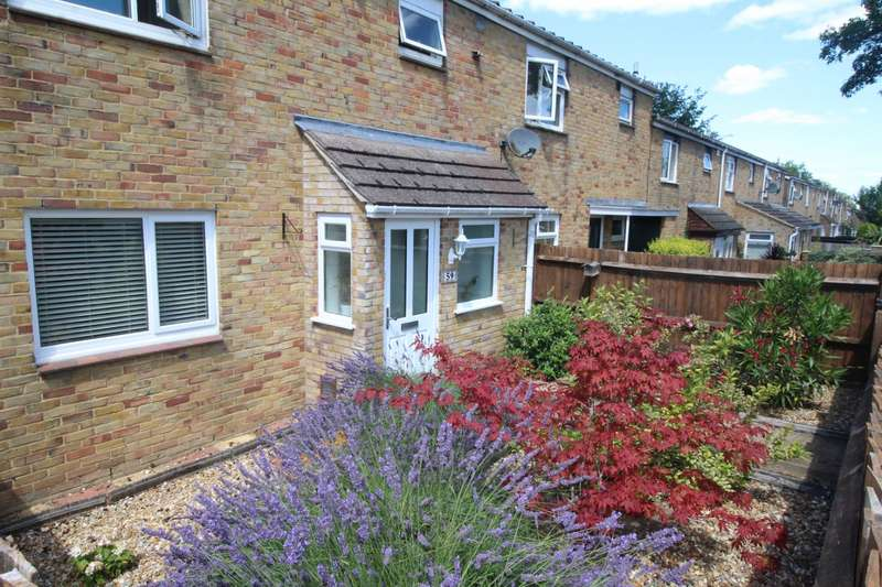 3 Bedrooms End Of Terrace House for sale in Brahms Road, Basingstoke, Hampshire, RG22