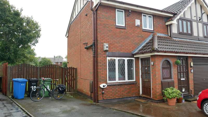 1 Bedroom Property for sale in Langland Close, Manchester