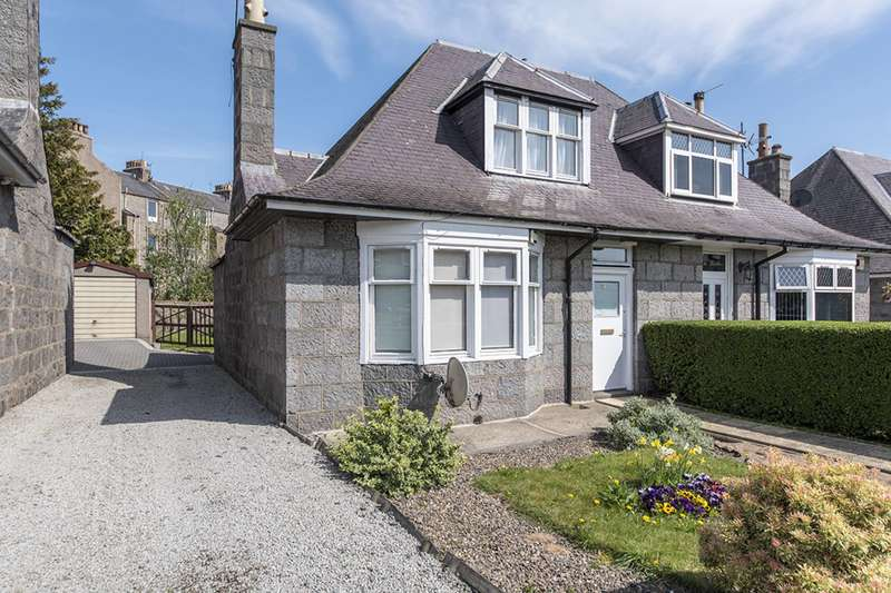 2 Bedrooms Semi-detached Villa House for sale in Great Southern Road, Aderdeen, AB11 7XY