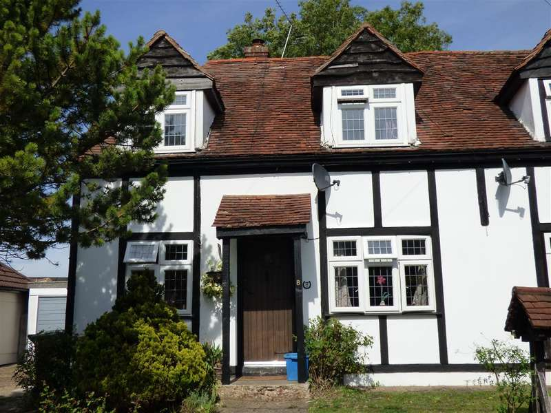 3 Bedrooms Semi Detached House for sale in Holly Cottage Moreton Road, Ongar