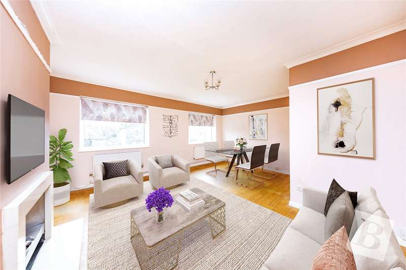 2 Bedrooms Maisonette Flat for sale in Claremont Road, Hornchurch, RM11