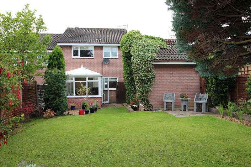 3 Bedrooms Semi Detached House for sale in Kingfisher Park, Skelmersdale, WN8