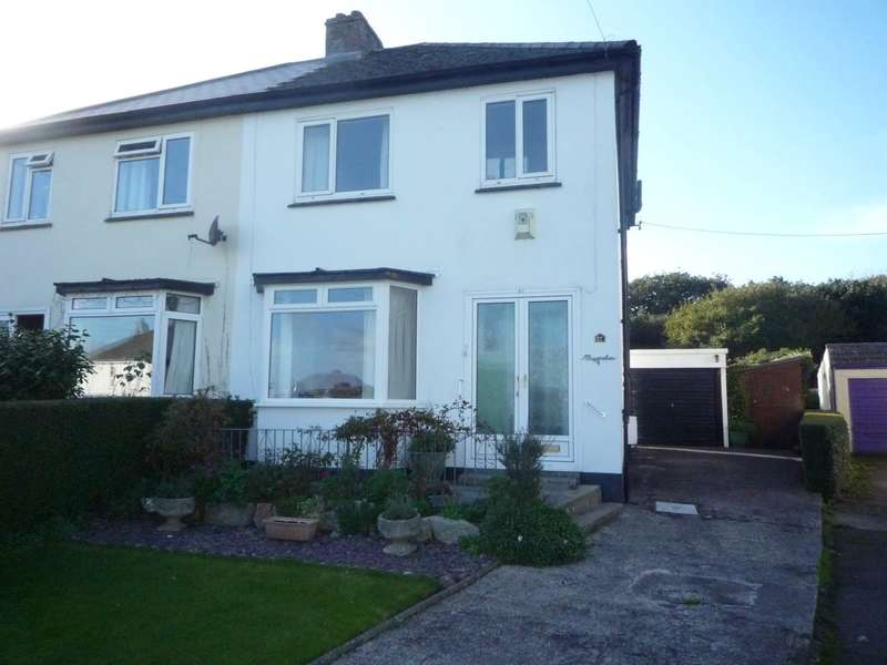 3 Bedrooms Semi Detached House for rent in Hillcrest Avenue, Truro, Cornwall