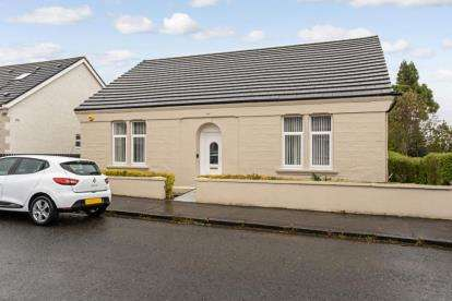 3 Bedrooms Bungalow for sale in Church Avenue, Newmains, Wishaw, North Lanarkshire