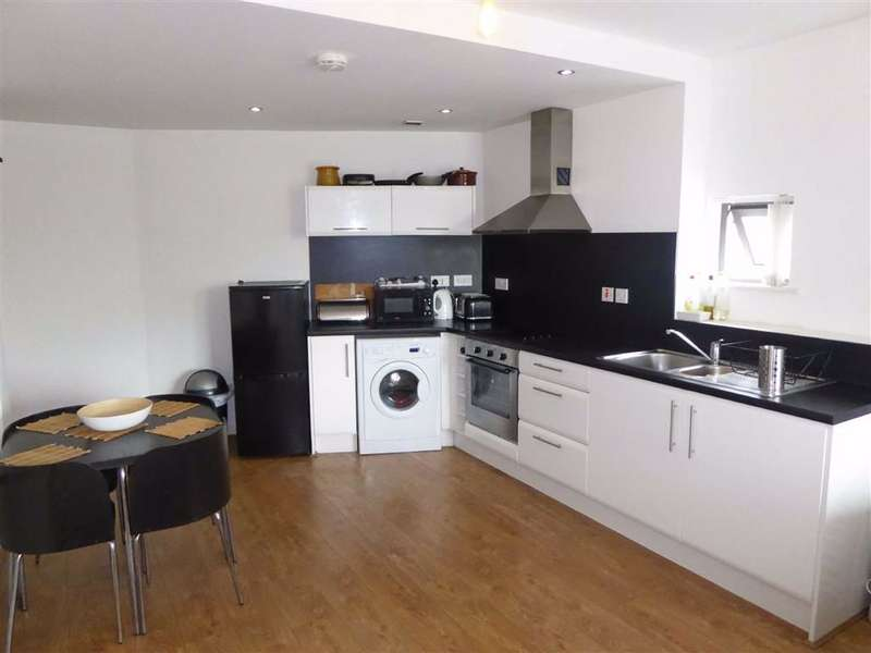 2 Bedrooms Flat for sale in Radcliffe House, 401 Ashton Old Road, Beswick