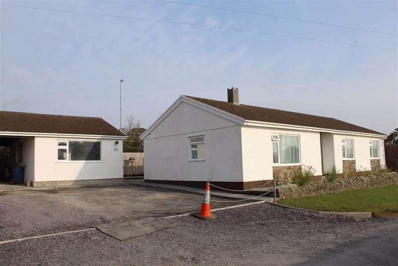 3 Bedrooms Detached Bungalow for sale in Heol Mansant, Pontyates